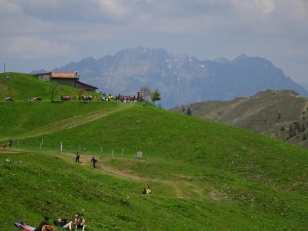 Rifugio Parafulmine Monte Alben