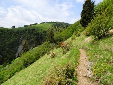 Sentiero 549A Monte Farno Bivacco Baroncelli