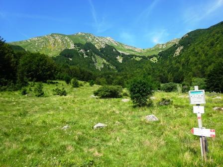 Fonti di Capiola Monte Casarola