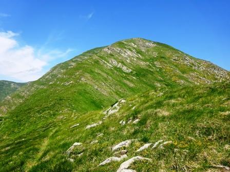sentiero Fonti di Capiola Monte Casarola