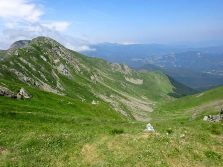 Alpe di Succiso Vallone Rio Pascolo