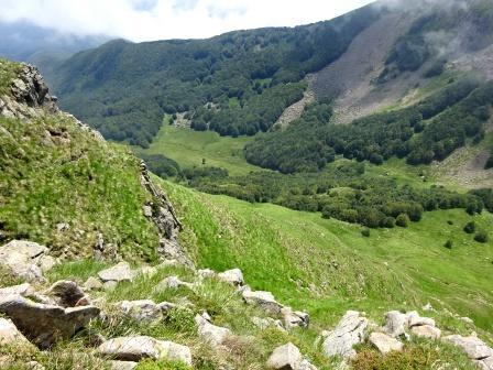 Sorgenti del Secchia Alpe di Succiso
