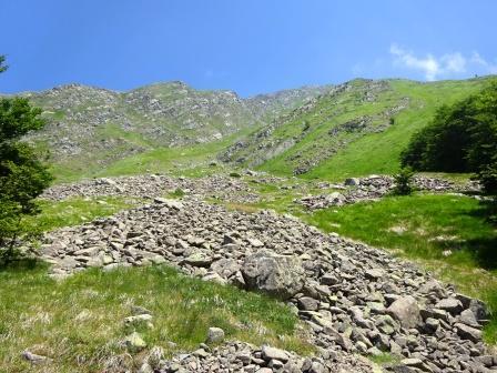 Alpe di Succiso Sentiero Barbarossa