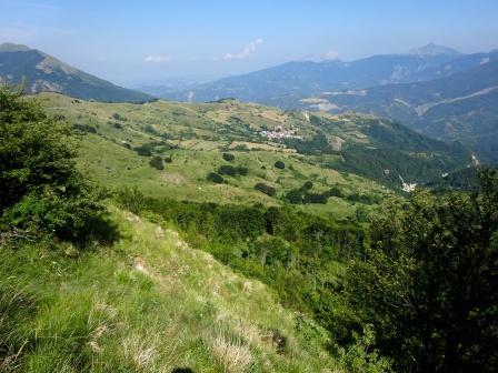 Valbona Monte Cusna