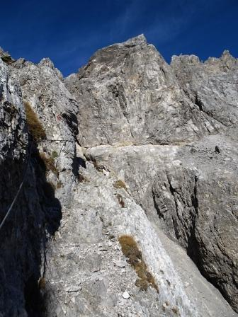 Sentiero Battaglione Gemona Monte Piper