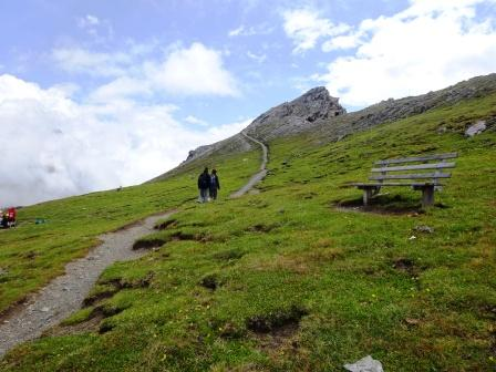 Monte Scale sentiero 197