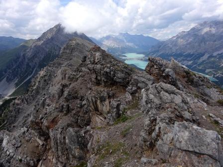 Monte Scale Laghi Cancano