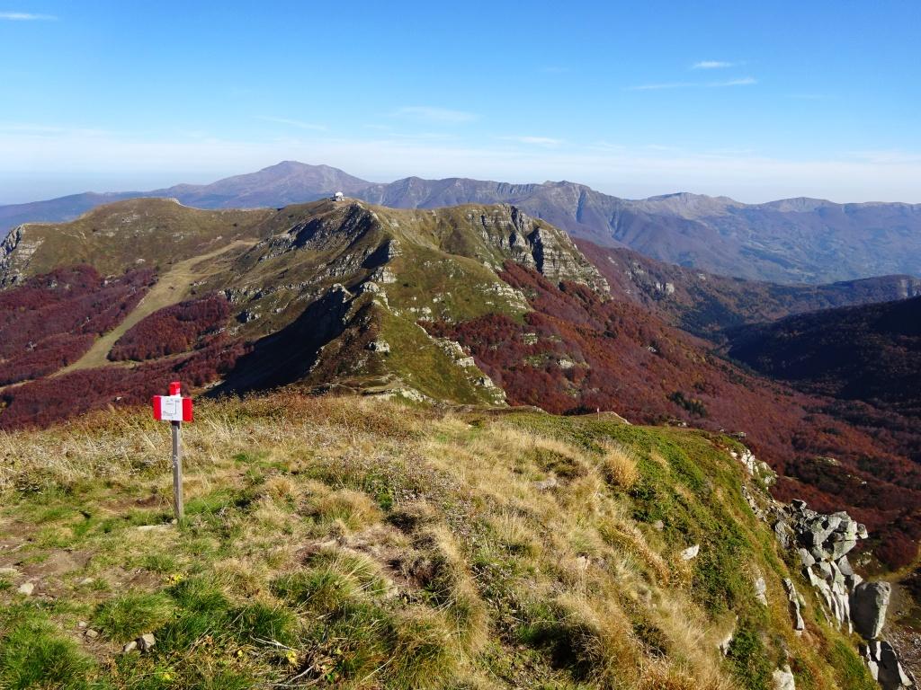 Alpe Tre Potenze vetta