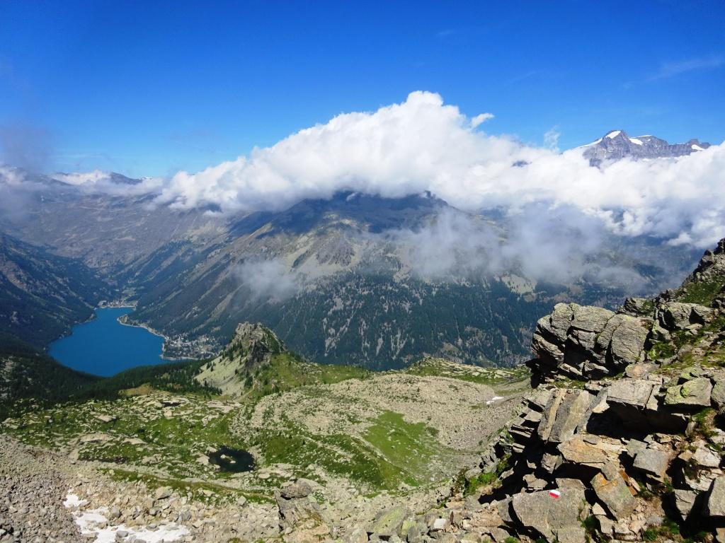 Colle Crocetta Lago Ceresole