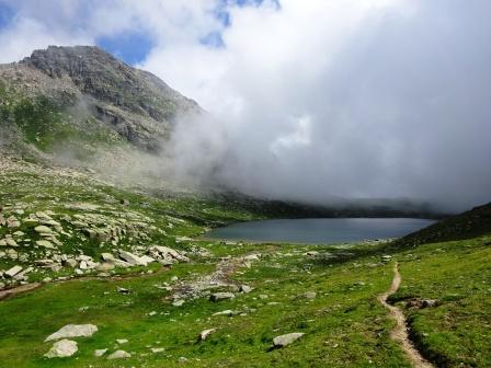 Lago Fertà Monte Bellagarda