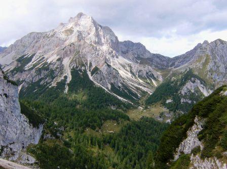 Monte Fibbion Val dei Cavai
